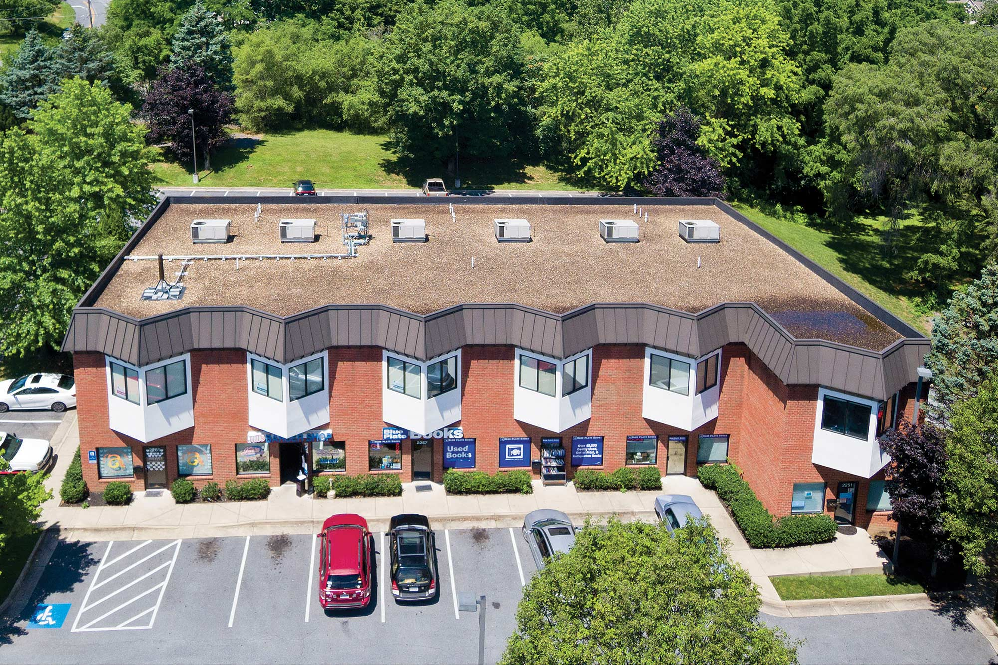 Aikens Court Commercial Leasing aerial 3