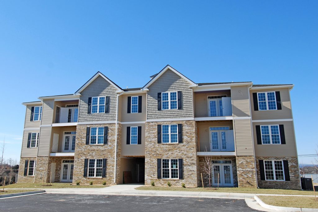 Contrail Park Apartments - Winchester, Virginia