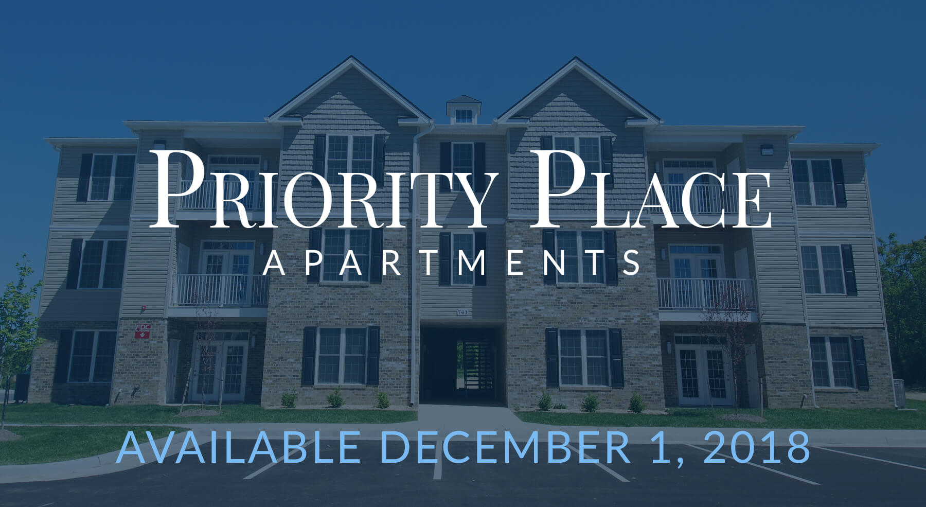 Priority Place Apartments Winchester VA