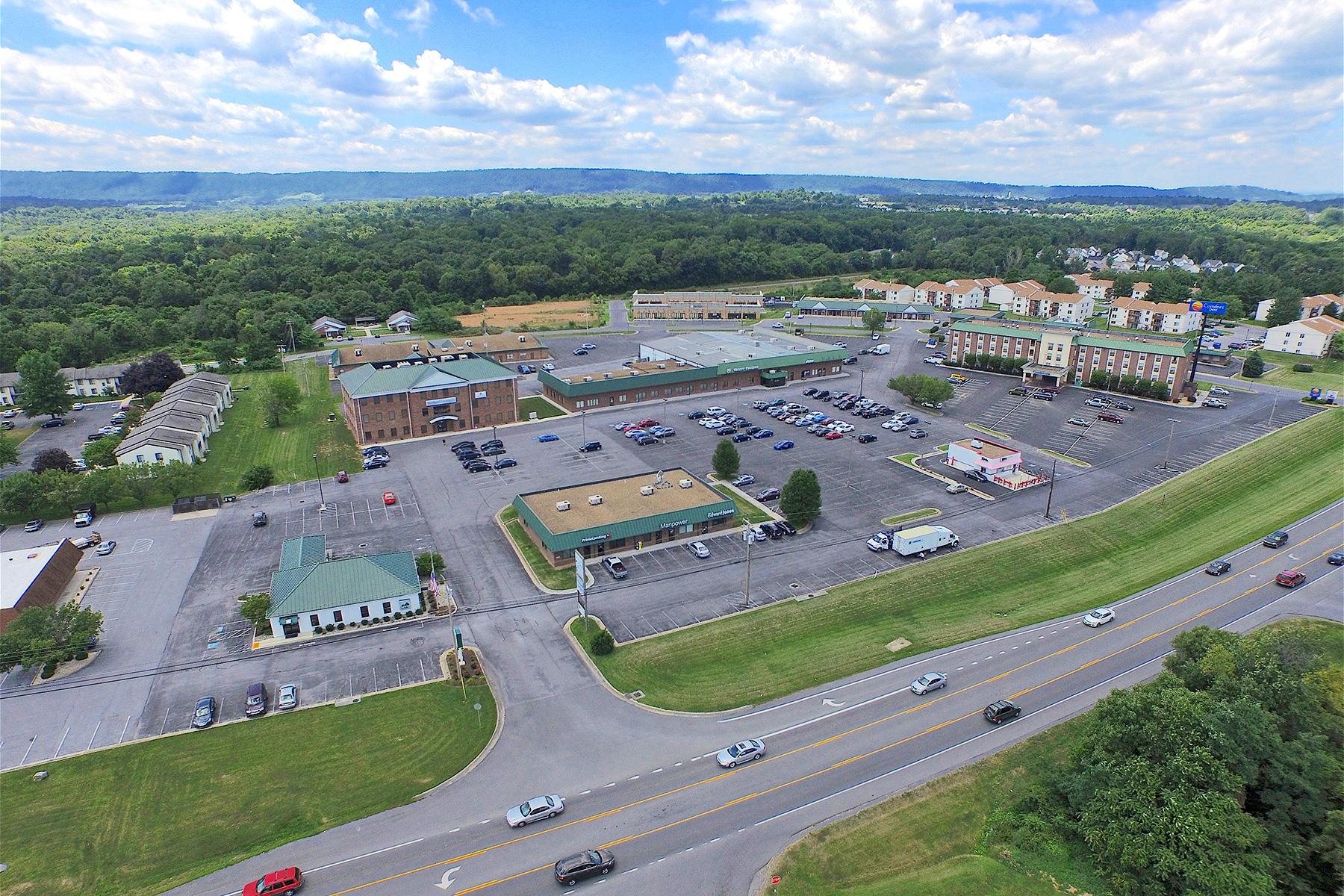 Aikens Center Martinsburg WV Complex Aerial