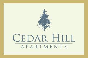 cedar hill apartments winchester va logo