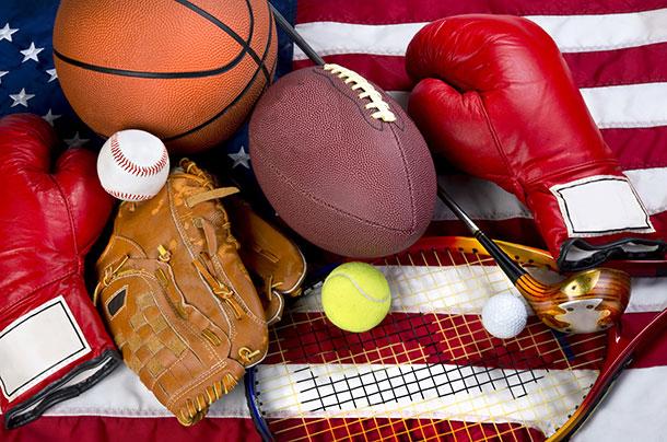 bigstock American Sports 100044728