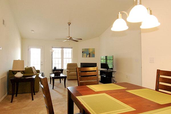 furnished apartment winchester va
