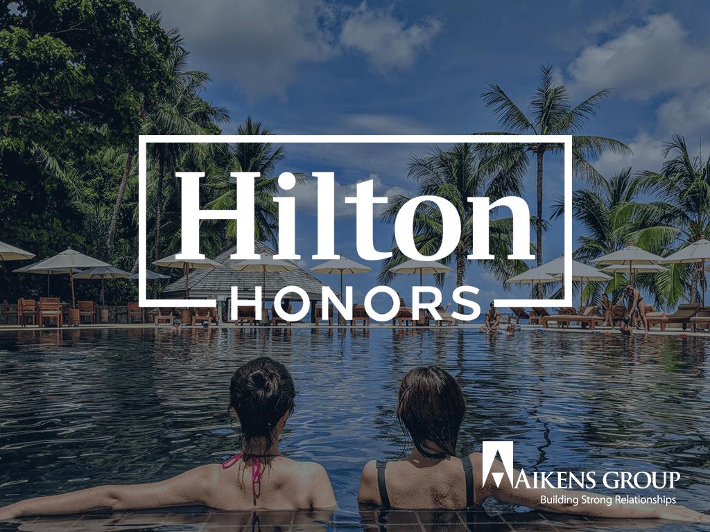 hilton honors 2020
