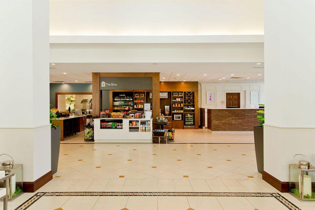 hgi winchester lobby renovation 1