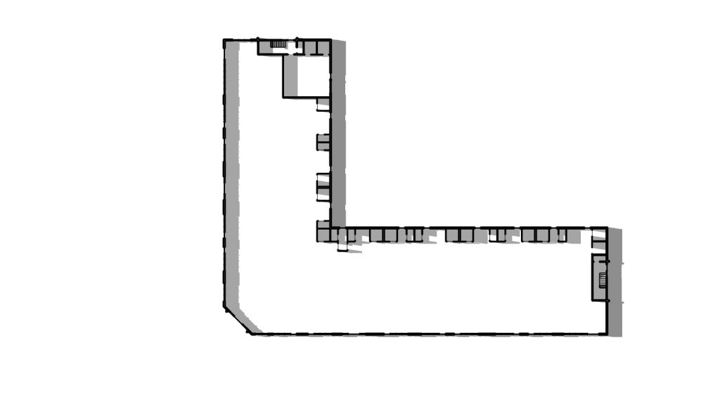 Harrison Plaza Mixed Use Bldg REVISED 04162019 first floor plan 1