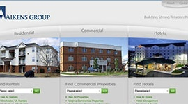aikens group first website launch  resized270x150